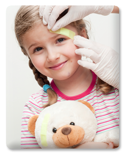 paediatric homepage